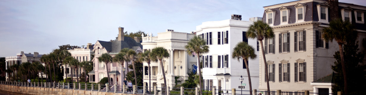 Charleston's Charms In 24 Hours banner