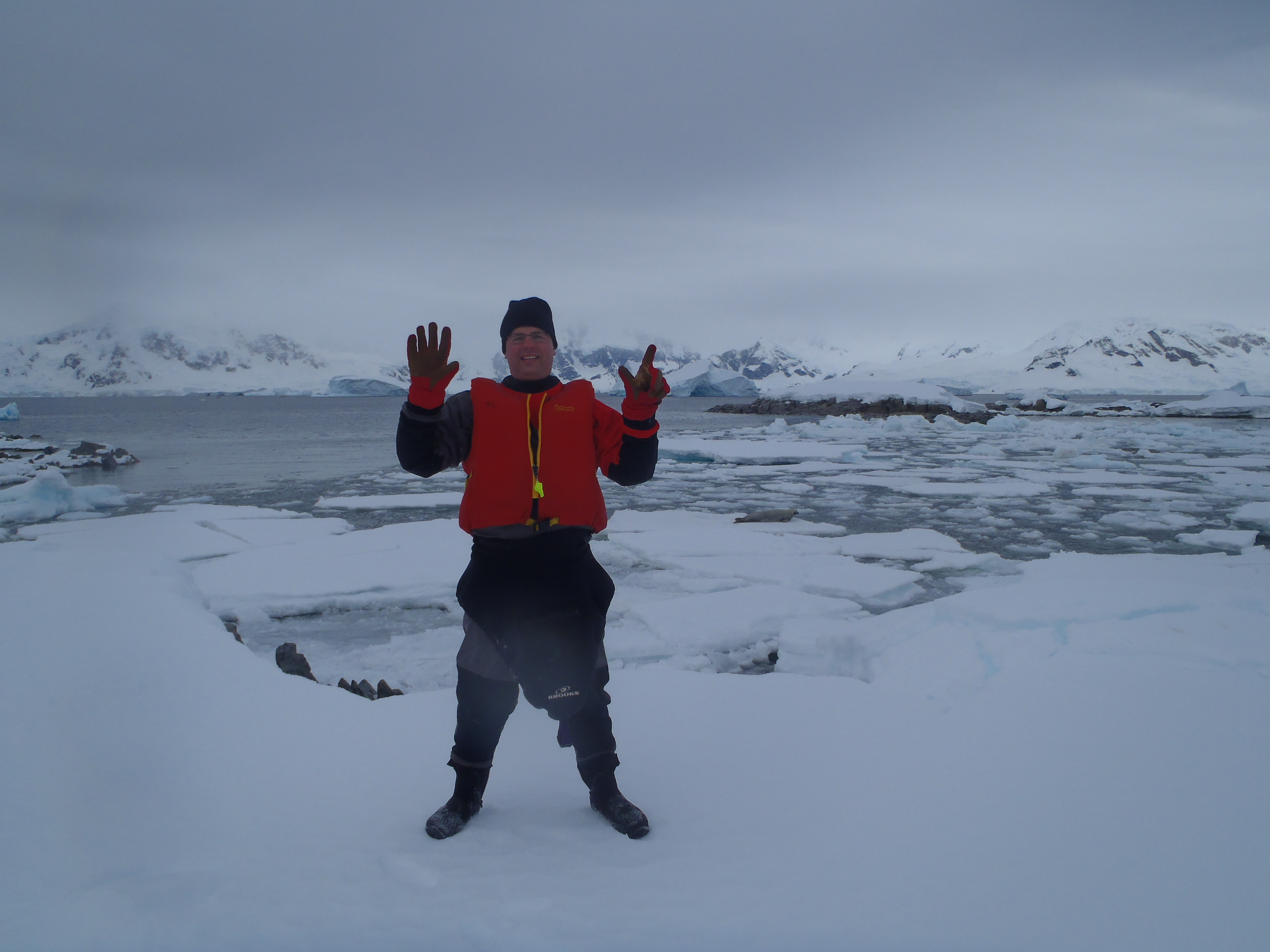 A Day In Antactica On An Adventure Expedition banner