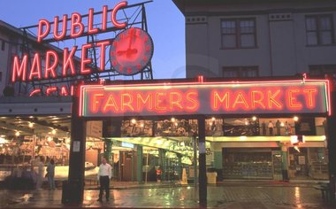 The Jewel Of The Pacific Northwest    Seattle