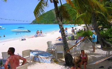 Jost Van Dyke, Nature's Little Secret