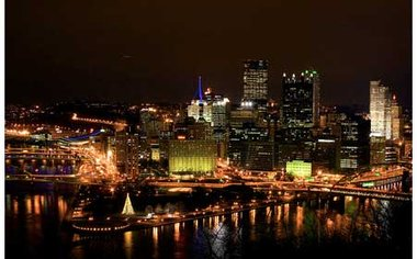 The Not So Gritty Pittsburgh