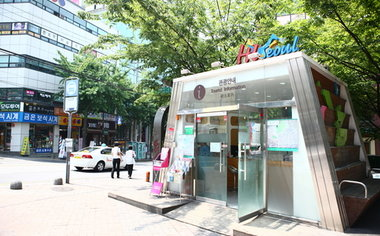 Visit Seoul For Shopping