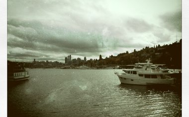 Seattle In A Snapshot