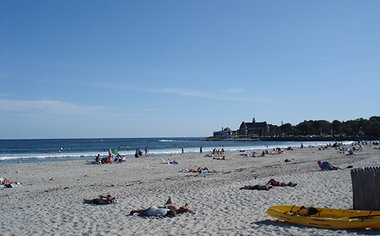 Summer Day In Southern Rhode Island
