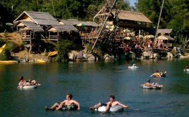 Voted: Laos Vang Vieng Perfect Day.