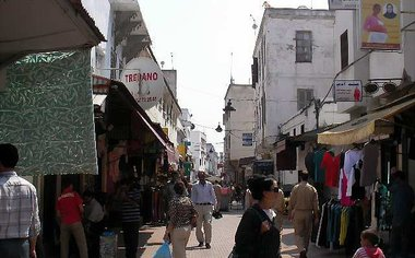 Sights And Sounds Of Rabat