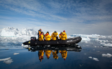 Voted: A Day In Antactica On An Adventure Expedition