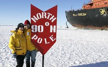 A Day At The North Pole