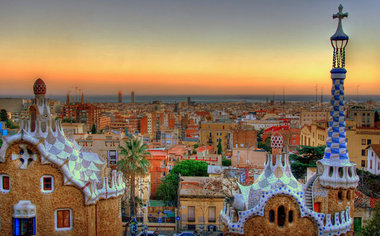 Voted: Barcelona Adventure