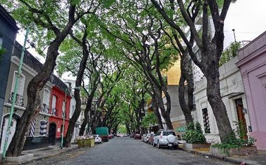 Strolling Through Buenos Aires