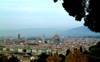 Wished: Florence Italy
