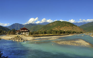 Perfect Day In Bhutan