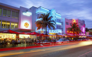 Voted: South Beach Foodie Fantasy
