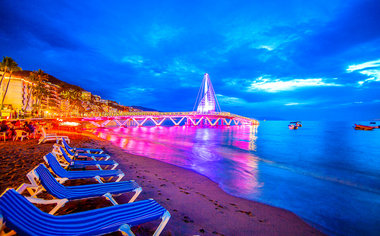 Voted: Beach Glory At Puerto Vallarta