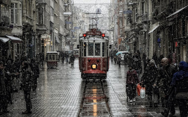 Wished: Perfect Day In Taksim