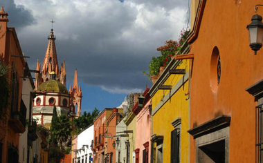 Relaxation In San Miguel De Allende