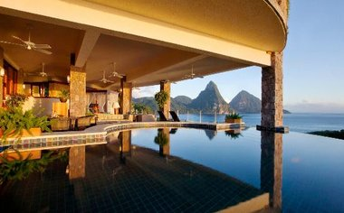 Jade Mountain, Saint Lucia: The Ultimate Relaxing Holiday