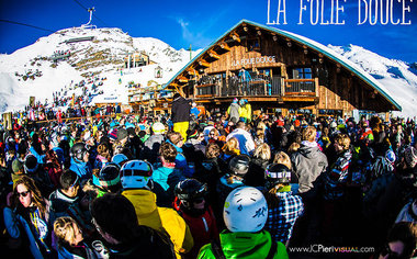 Meribel Madness