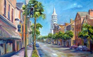 Voted: Charleston's Charms In 24 Hours