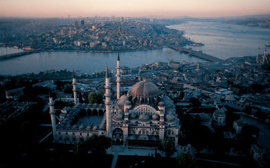 Istanbul: #First Day