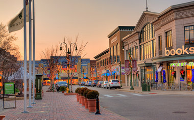 Spa And Shopping In Dayton