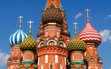 Make A Historic Walking Tour Of Moscow