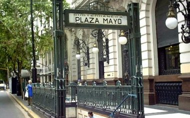 Buenos Aires, As Shown By Someone Who Grew Up There.