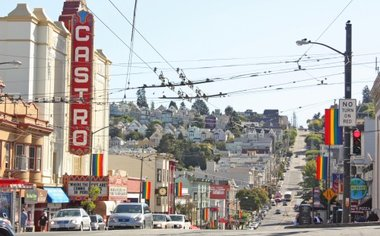 Andy's Day Of Fun: The Mission And The Castro