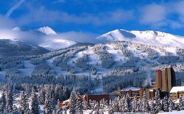 Great Skiing And A Wonderful Vacation Spot