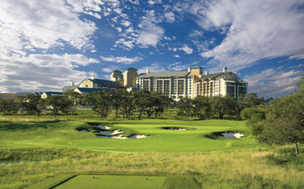 I would stay at: JW Marriott San Antonio Hill Country Resort & Spa