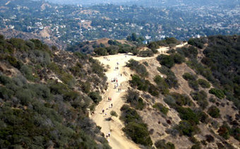Hike Runyon Canyon