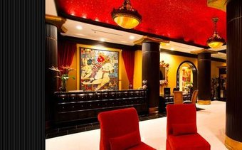 I would stay at: Grand Bohemian Hotel Orlando, Autograph Collection