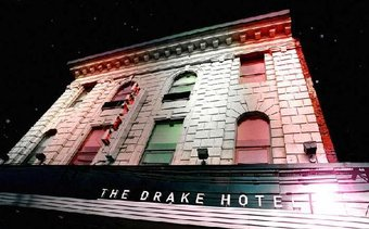 I would stay at: Drake Hotel