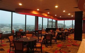 I would stay at: Crowne Plaza Dayton