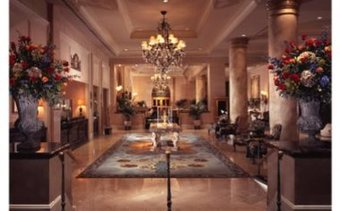 I would stay at: The Fairmont Dallas Hotel