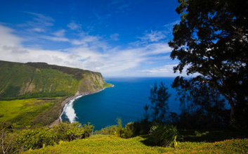 Lookouts: Polulu & Waipio Valley