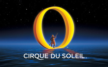 "Cirque du Soleil ""O"" @ The Bellagio"