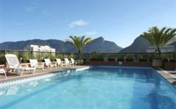 I would stay at: Golden Tulip Ipanema Plaza