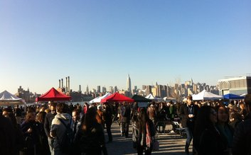 Drag your butt to Brooklyn for Smorgasburg