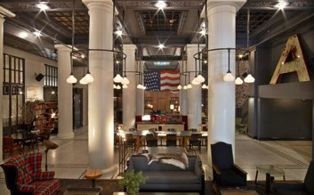 I would stay at: Ace Hotel