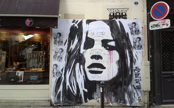 Walk around Marais