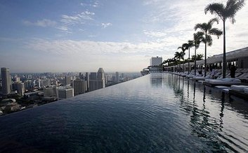 Marina Bay Sands (Pool)