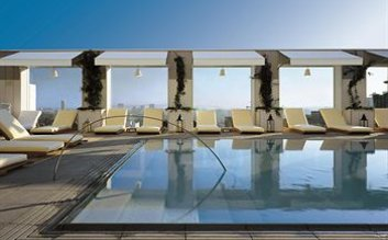 I would stay at: W Hotel Hollywood