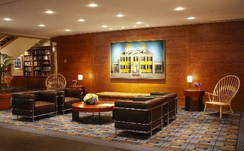 I would stay at: The Charles Hotel