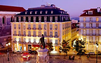 I would stay at: Bairro Alto Hotel