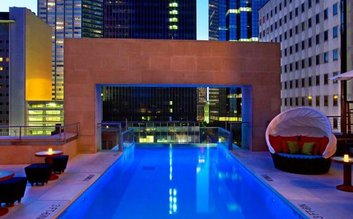 I would stay at: The Joule Hotel