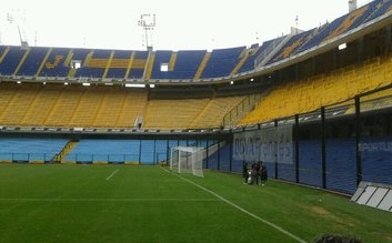 Estadio Alberto J. Armando (Boca Juniors)