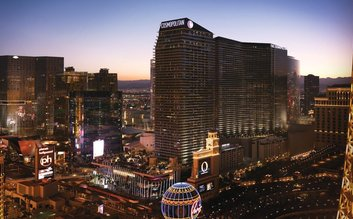 I would stay at: The Cosmopolitan of Las Vegas