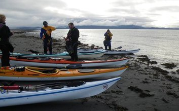 Alaska Kayak School