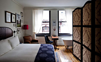 I would stay at: The NoMad Hotel